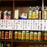 北浦酒店 - この日の酒のアテ