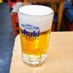 北浦酒店 - 生ビール