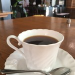ビーンズ - 美味しいコーヒーでした
