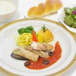 カフェ ド ヒラオカ - 洋食ランチ