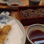 山せみ - 天ぷらと蕎麦