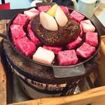 太田なわのれん - 牛鍋