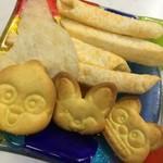 チョンガーネ - ユニークなお菓子
