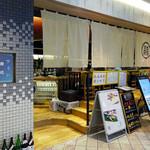 ワイン・寿司・天ぷら 魚が肴 - 外観