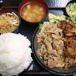 古都 - 料理写真:定食