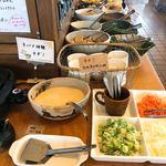 Organic Restaurant sizen -