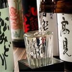 サカナキュイジーヌ・リョウ - 日本酒随時20種類程度厳選☆