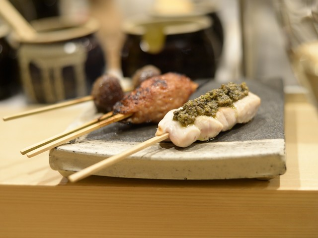 鶏料理 鶏 しま谷>