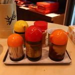 老北京 - 卓上調味料