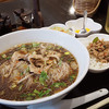 タイ国料理 ペンタイ - 料理写真:豚肉入り特製汁ビーフン