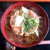 そばの駅三春門前 - 料理写真: