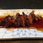 稲毛屋 - 肝焼き