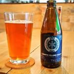 Craft Burger co. - 期間限定ビール(ノースアイランドビール IPA)