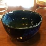 鈴乃屋 - 最後にお茶を頂いちゃいましたぁ