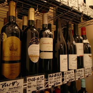 珠玉の日仏ワイン