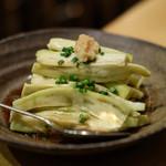 ジーテン - ナスの冷菜
