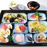 ともしげ - 弁当タイプ…5,000円(仕出し用)