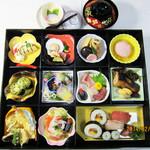 ともしげ - 松華堂御膳…5,250円(仕出し用)