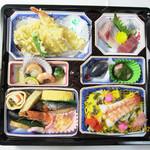 ともしげ - 弁当タイプ…2,250円(仕出し用)