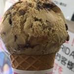 サーティワンアイスクリーム - ジャモカアーモンドファッジ(´∀`)