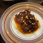 四川料理 巴蜀 - 干し肉