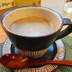 のんきぃ - 玄米珈琲は香ばしい味