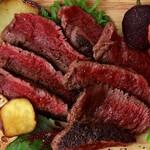馬肉料理 菅乃屋 - 料理写真:おすすめステーキ