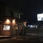 長城 - メイン通りを少し入ったところにあります。