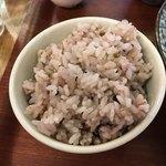 野菜とつぶつぶ アプサラカフェ - 八穀米