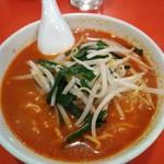 彩華 - ミニ四川担々麺