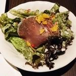 Dining & Bar GRANT - バジルと生ハムのシーザーサラダ