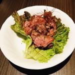 Dining & Bar GRANT - 熟成ローストビーフ
