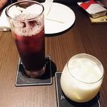 Dining & Bar GRANT - 、ピーチホワイト