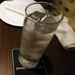 Dining & Bar GRANT - ライチソーダ