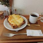 ノチハレ珈琲店 - 料理写真:注文したもの