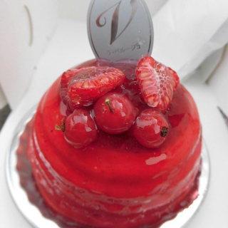 菓子工房ラ・ベルージュ - 料理写真:ライチとフランボワーズ