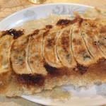 Shanhaihanten - 焼き餃子