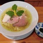 麺LABOひろ - 鶏そば・塩