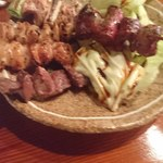地鶏焼 おかむら - 料理写真: