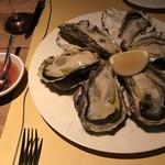 ル・ブション・オガサワラ - 兵庫県赤穂の生牡蠣