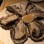 ル・ブション・オガサワラ - トップフォト1 兵庫県赤穂の生牡蠣(6P)