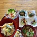 旬の味 千心 - 料理写真:ONEメニューランチ860円