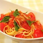 Kohga - ごろごろトマトの冷製パスタ