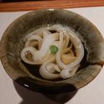 すし瀬名波 - 白魚