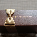 ケンズカフェ東京 - 特選ガトーショコラ 3,000円