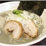 零一弐三 - 料理写真:濃厚煮干し蕎麦+味玉 800+100円 ニボニボ&まろやか♪