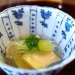 松川 - 筍とふきのとう