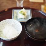 松川 - ご飯