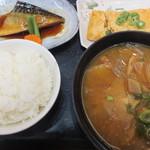 日の出食堂 - 料理写真: