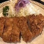 みくに - 料理写真:ロースカツ定食